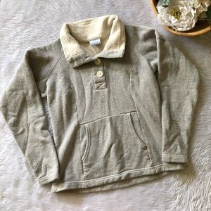 Columbia Grey Pullover